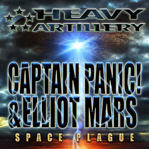Captain Panic! & Elliot Mars - Space Death (out now!)