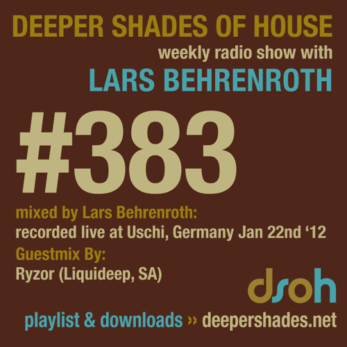 DSoH #383 1st hour