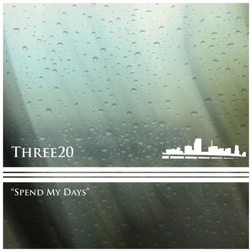 UCR023 - Three20  - Spend my days - Out Now!!