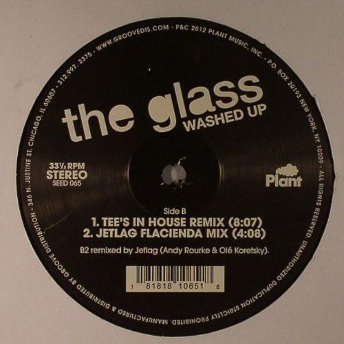 The Glass - Washed Up (Jetlag Flaçienda Mix)