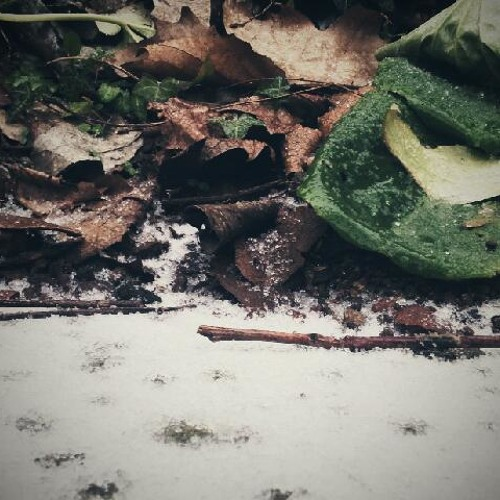 Snow Falling at Brandon Hill Park, Bristol