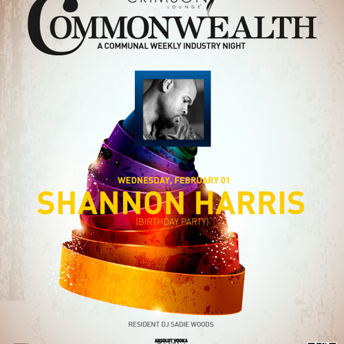 Shannon Harris Live at CommonWealth 011812