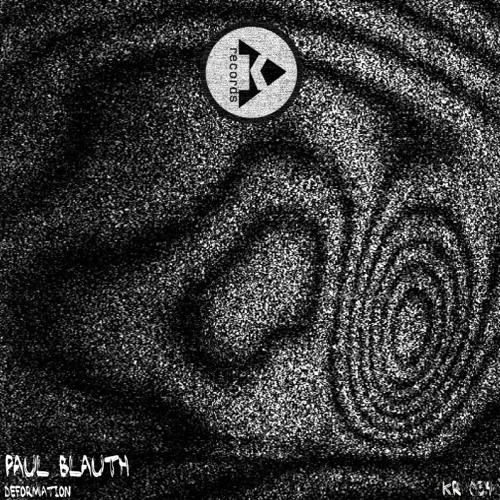 Paul Blauth - Frequency quickness - Kontrol Records (KR034)