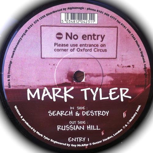 Mark Tyler 'Russian Hill' [No Entry 1B] (2000)
