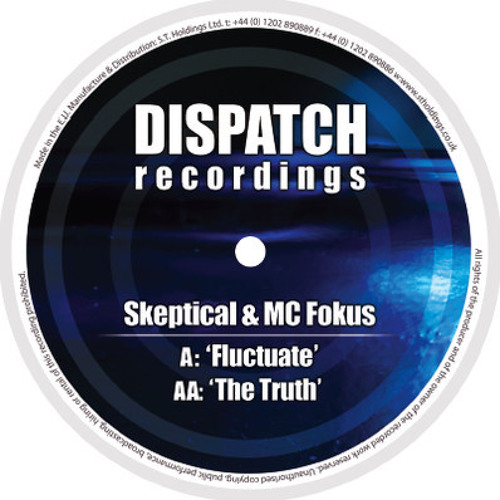 Skeptical & MC Fokus - The Truth - Dispatch 53 AA (CLIP)
