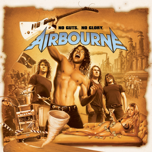 Airbourne - No Guts. No Glory. - Featured Tracks