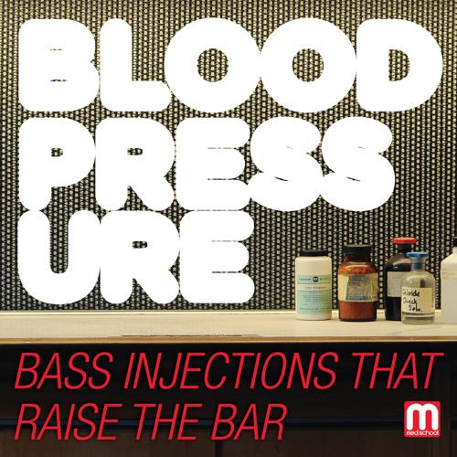 Royalston - Carnivore-Blood Pressure LP (MEDIC27)