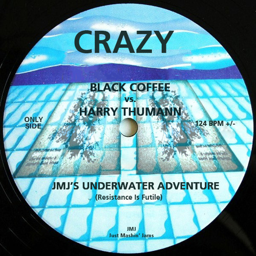 Black Coffee vs. Harry Thumann - Crazy - JMJ's Underwater Adventure