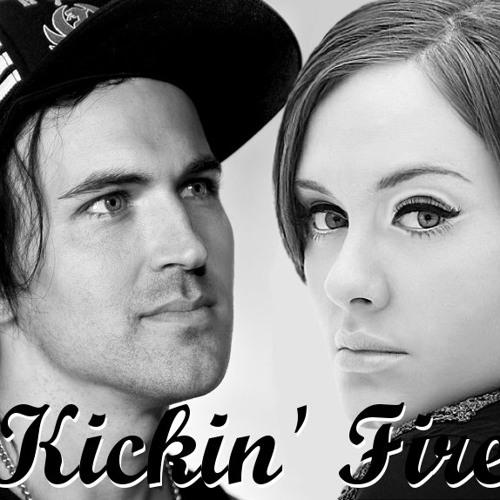 Kickin' Fire (Adele, Yela Wolf, The Glitch Mob)