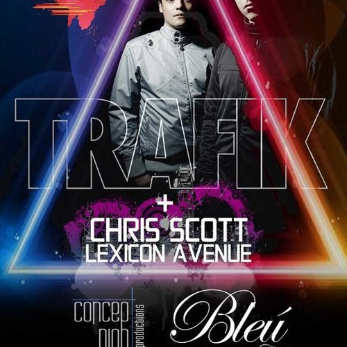 Trafik - Hello Mexico City (DJ Set - Bleu Club - January 2012)