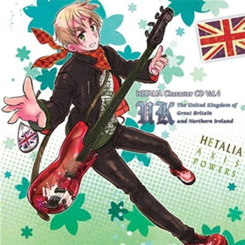 Hetalia - Absolutely Invincible British Gentleman (England)