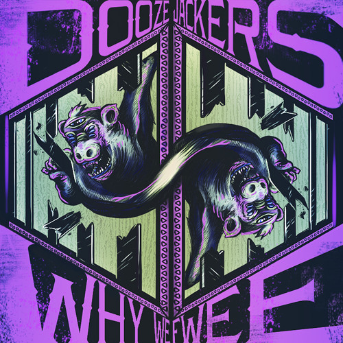 Dooze Jackers and Elo!i & Heights - Poppin Up (T & A records)