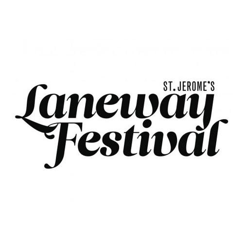 St. Jerome's Laneway Festival 2012: Auckland