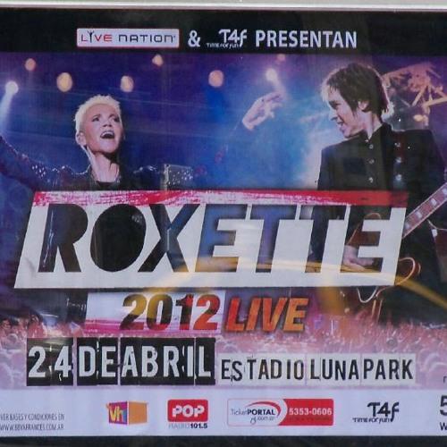 Roxette Promo 2012