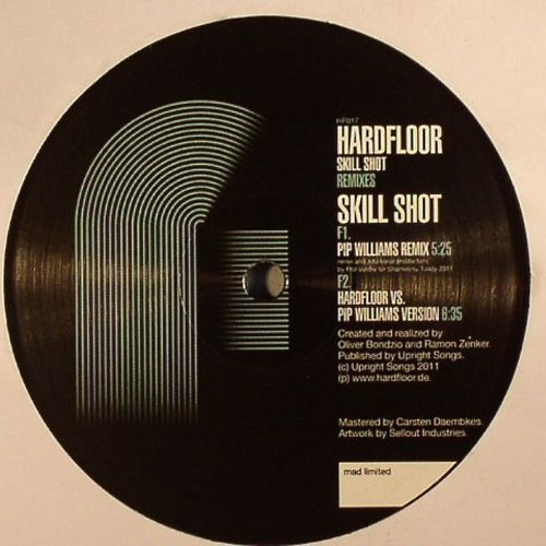 "Hardfloor - ""Skill Shot"" (Pip Williams Remix)"