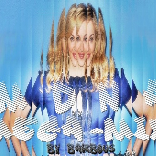 MDNA-MEGA-MIX-BY-BARBOUS