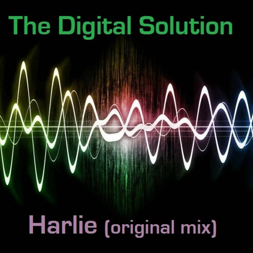 The Digital Solution - Harlie (Original Mix) (Unmastered, Unsigned)