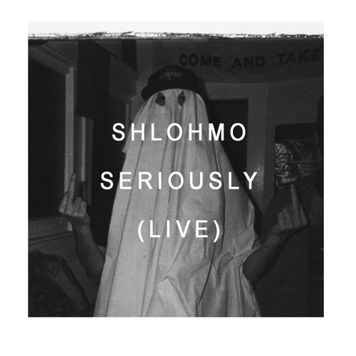 Shlohmo - Seriously (Live mix)
