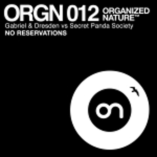 Gabriel & Dresden vs Secret Panda Society - No Reservations- Radio Edit