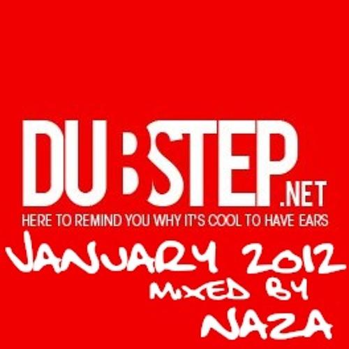 Dubstep.NET January 2012 mixed by NAZA