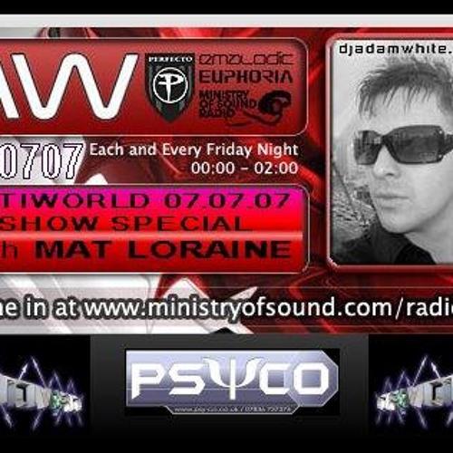 Ministry Radio Euphoria ( Mix Matt Loraine)