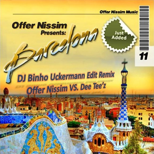 Offer Nissim pres. Freddie Mercury - Barcelona '11(Binho Uck Edit Remix Offer Nissim VS. Dee Tee'z)