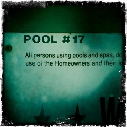 Evan Marcus - Pool 17