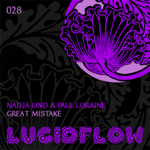 LF028 - Nadja Lind & Paul Loraine - Great Mistake (2-min-preview) (22.2.2012)