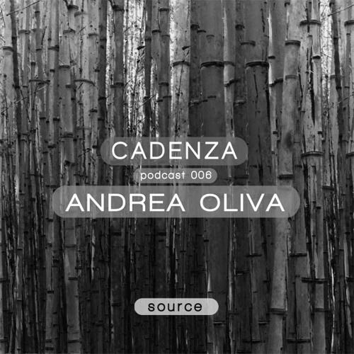 Cadenza Podcast | 006 - Andrea Oliva (Source)
