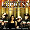 Muziekformatie Express volume 9 cd demo Ft. Mr.Black - K-Wida - Raoel - Mukesh
