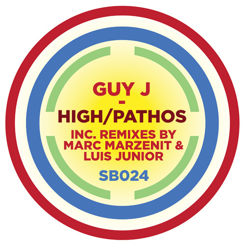 SB024 | Guy J 'High' (Original mix)