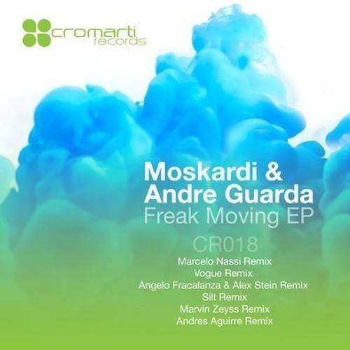 Bright Blend - Moskardi, Andre Guarda (Original Mix / CROMARTI RECS - US)