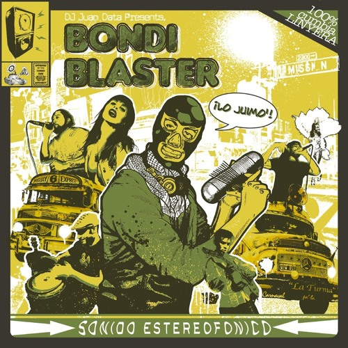 Bondi Blaster-Cumbia Nena (feat. Nes and Ephniko)