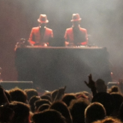 Until The End - The Third Twin Live @ Arenal Sound