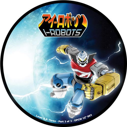 I-Robots - Brother Man ft. Tuscania (Rappin' Robot Acapella)