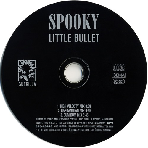 Spooky vs. Rasmus Faber - Little Bullet 1921 (Created with Mashup by Mixed In Key)