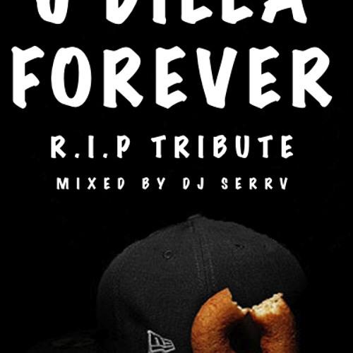 J DILLA FOREVER R.I.P TRIBUTE MIX