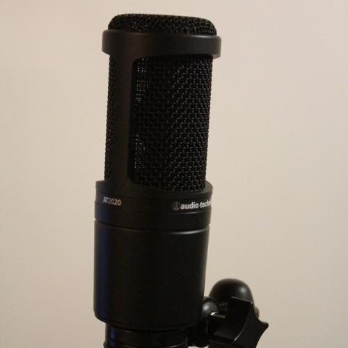 Review - Microfone Audio-Technica AT2020