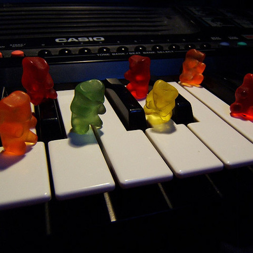 The Gummy Bear Farm