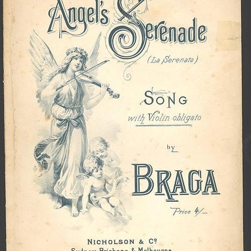 Angel's Serenade [disquiet0006-cylinder]