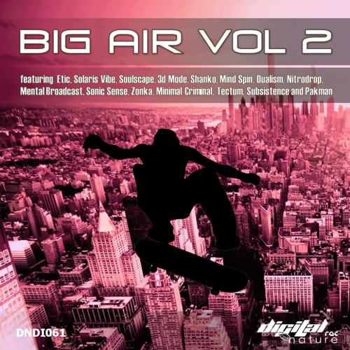 Dualism - I Beg You (Mind Spin Remix) Big Air Vol. 2 (Digital Nature Records)  Out now !!