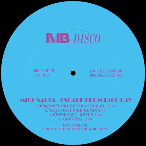 Mike Salta - Escape from Rico bay (original) (SNIP)