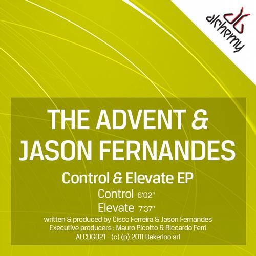 The Advent & Jason Fernandes - Elevate (Original Mix) [Alchemy (Italy)]