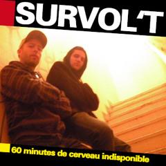 Survol'T - Open Gardave (feat. Jah Robinson)