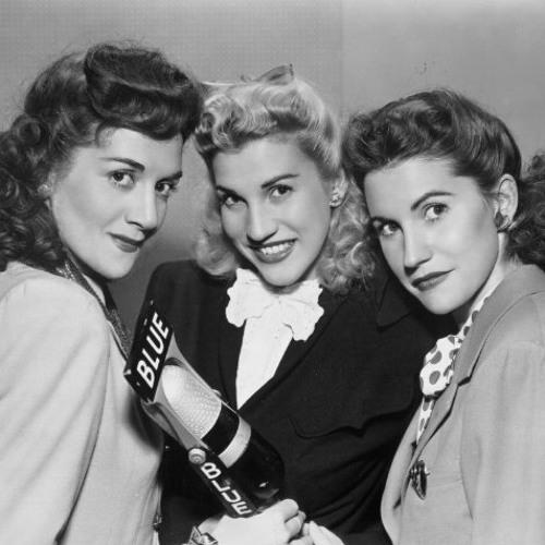 The Andrews Sisters - Say Si (Frak's Remix)