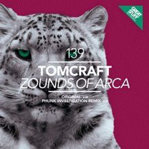 Tomcraft - Zounds Of Arca - In The Mix