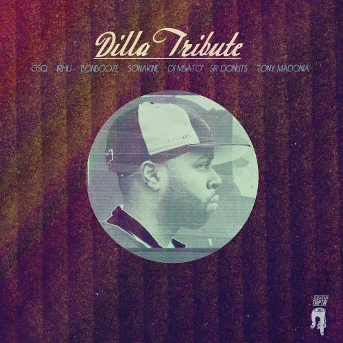1 Bonbooze - Dilla Tribute