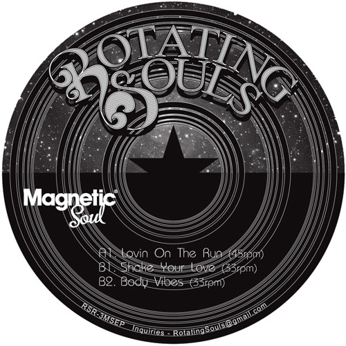 Lovin on the Run [ Rotating Souls Records ]