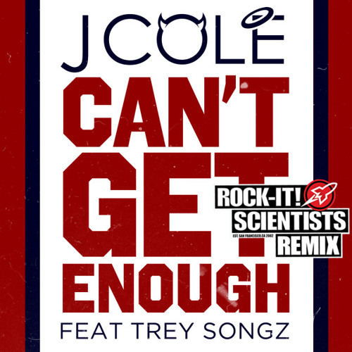 Can't Get Enough REMIX (Produced by the ROCK-IT! SCIENTISTS)