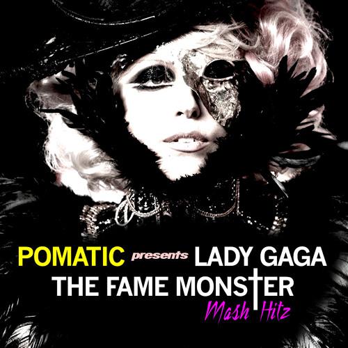 Lady Gaga vs. Alphaville - Forever Monster (POMATIC Mash Hitz)